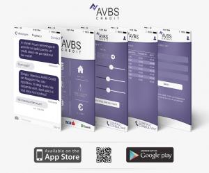 Aplicatie pentru smartphone AVBS