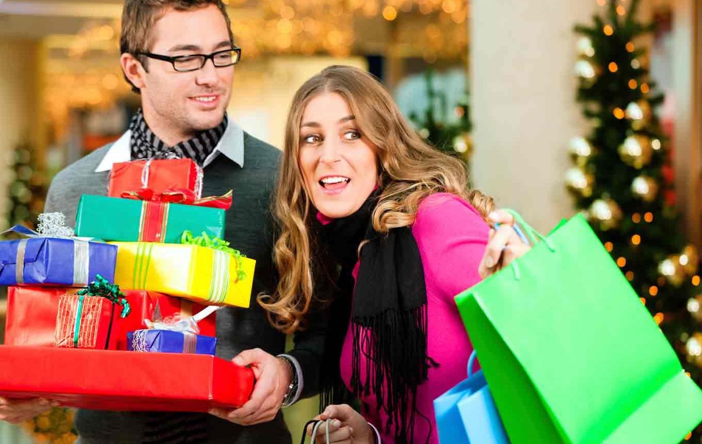 Ghidul cumpărăturilor de Crăciun cu cardul de credit