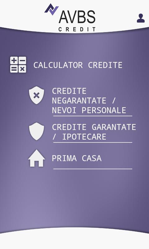 Cum funcționează aplicația AVBS Credit?