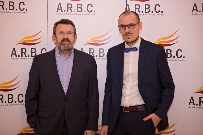Adrian Titieni si Daniel Amza, premium broker AVBS Credit