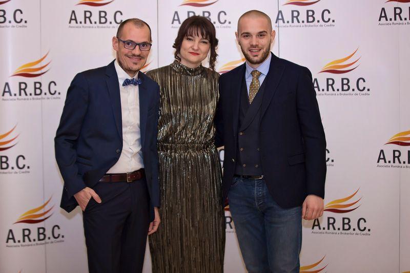 Daniel Amza, Gabriela Ciupitu si Vlad Ardeleanu